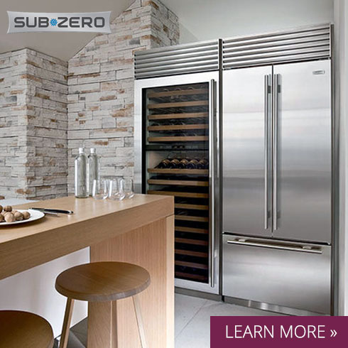 Shop All Subzero Appliances