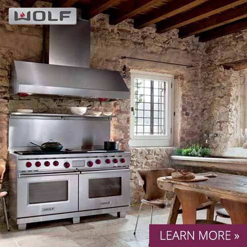 Shop All Wolf Appliances